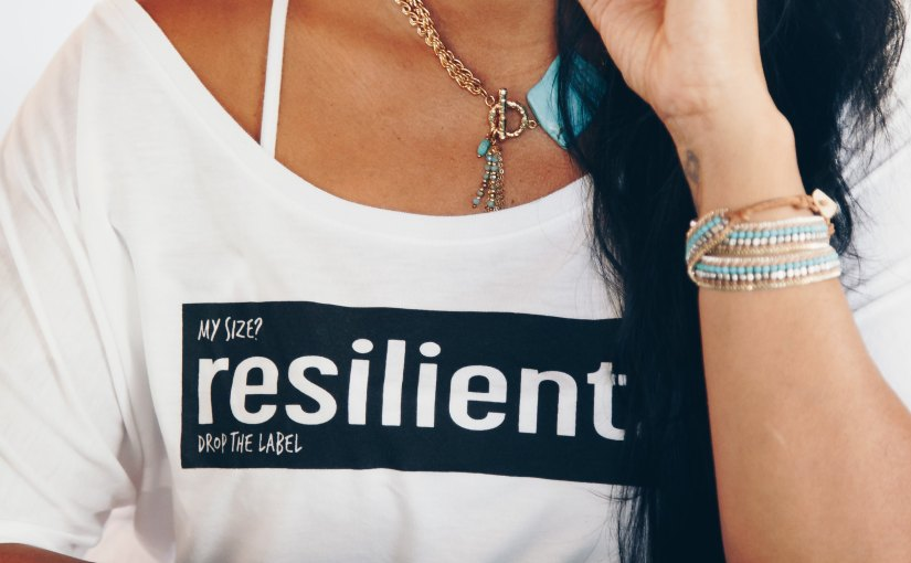 How to be resilient & dealing with depression.